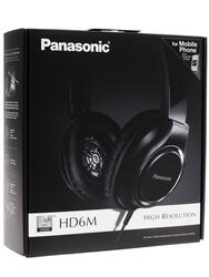 Наушники Panasonic RP-HD6MGC-K