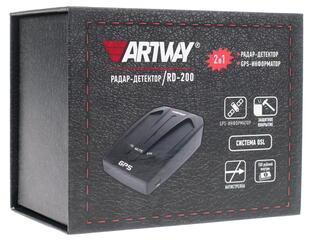 Радар-детектор ARTWAY RD-200
