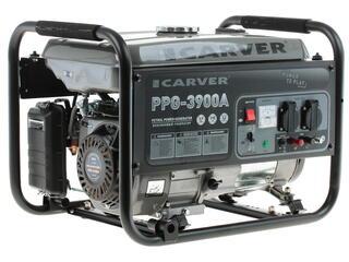 Бензиновый электрогенератор Carver PPG-3900A