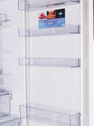 Холодильник с морозильником BEKO RCNK400E20ZW белый