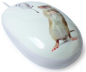 Мышь проводная CBR Capture