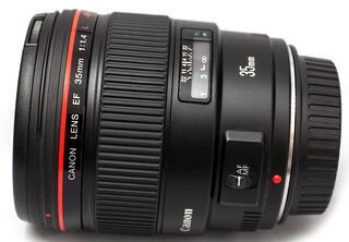 Объектив Canon EF 35mm F1.4 L II USM