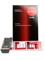 "40"" (102 см)  LED-телевизор Supra STV-LC40T800FL черный"