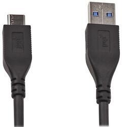 Кабель PQI U-Cable USB A - USB-C черный