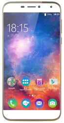 """5.5"""" Смартфон bright & quick BQS-5520 Mercury 16 Гб золотистый"""