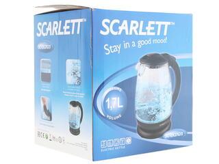 Электрочайник Scarlett SC-EK27G15 черный