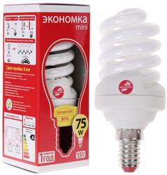 Лампа люминесцентная Экономка SPC 15W E1427