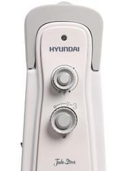 Масляный радиатор Hyundai H-HO2-05-UI555 белый