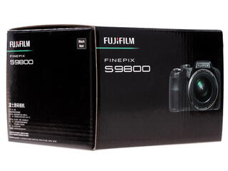 Компактная камера FujiFilm FinePix S9800 черный