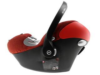 Детское автокресло Cybex Aton Q Plus красный