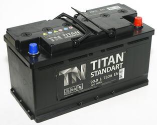 Автомобильный аккумулятор TITAN Standart 6СТ-90.0