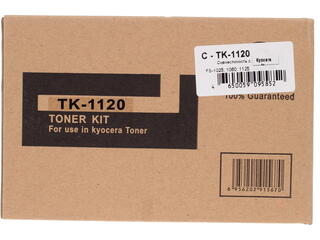 Картридж лазерный Colortek TK-1120