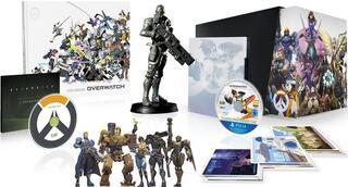 Игра для PS4 Overwatch Коллекционное издание