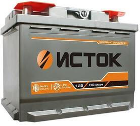 Автомобильный аккумулятор ISTOK 6ст-60 NR