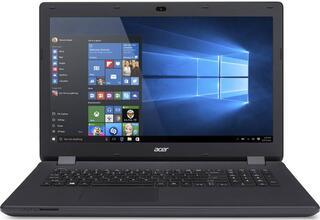"""17.3"""" Ноутбук Acer Aspire ES1-731-C0W7 черный"""