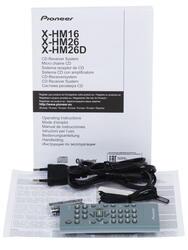 Микросистема Pioneer X-HM16-B