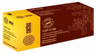 Картридж лазерный Cactus CSP-C728 PREMIUM