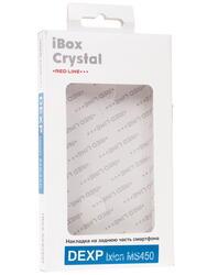 Накладка  iBox для смартфона DEXP Ixion MS450 Born