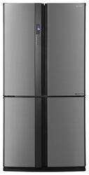 Холодильник Sharp SJ-EX98FSL серебристый