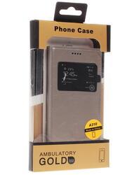 Флип-книжка  GOLD CASE для смартфона Samsung A3 2016