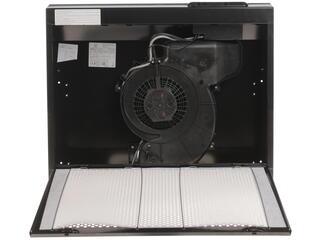 Вытяжка подвесная Indesit H161.2(BK) черный