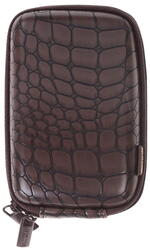 Чехол Roxwill C30 croco коричневый