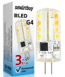 Лампа светодиодная Smartbuy SBL-G4 03-40K