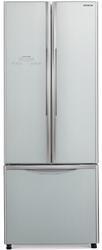 Холодильник с морозильником Hitachi R-WB 552 PU2GS серебристый