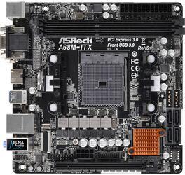Материнская плата ASRock A68M-ITX