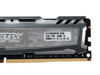Оперативная память Crucial  [BLS16G4D240FSB] 16 ГБ