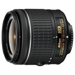 Зеркальная камера Nikon D3400 Kit 18-55mm VR AF-P красный