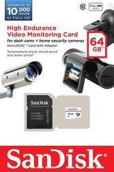 Карта памяти SanDisk SDSDQQ-064G-G46A microSDXC 64 Гб
