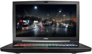 "17.3"" Ноутбук MSI GT73VR 6RF-005RU TITAN PRO черный"