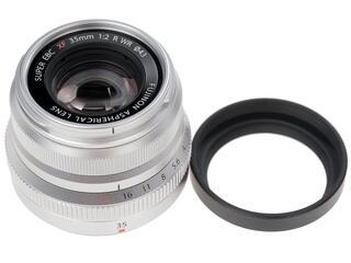 Объектив FujiFilm XF 35mm F2 R WR Fujinon