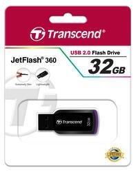 Память USB Flash Transcend JetFlash 360 32 Гб