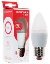 Лампа светодиодная Экономка LED 7W CN E2745