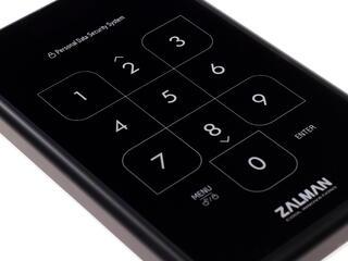 """2.5"""" Внешний бокс Zalman ZM-SHE500"""