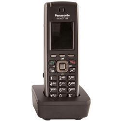 IP-телефон PANASONIC KX-UDT111RU черный