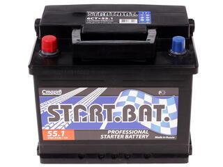 Автомобильный аккумулятор START.Bat 55