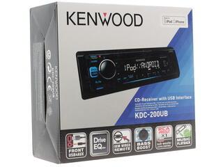 Автопроигрыватель Kenwood KDC-200UB