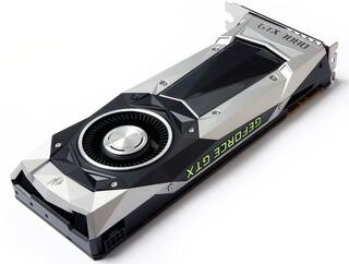 Видеокарта Zotac GeForce GTX 1080 FOUNDERS EDITION [ZT-P10800A-10P]