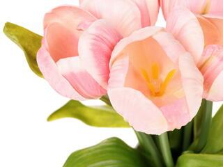 Светильник декоративный Старт LED Тюльпаны 5 розовый розовый, зеленый, белый