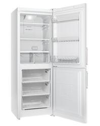 Холодильник с морозильником INDESIT EF 16 D белый