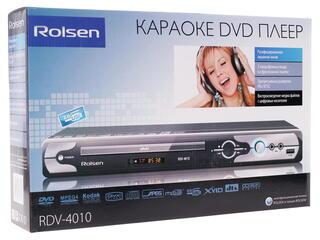 Видеоплеер DVD Rolsen RDV-4010