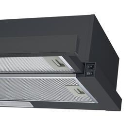Вытяжка встраиваемая LEX HUBBLE G 500 черный