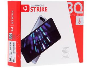 "5"" Смартфон BQ Strike 8 ГБ красный"