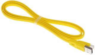 Кабель Remax Full Speed USB 2.0 - micro USB желтый