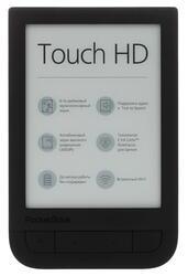 6'' Электронная книга PocketBook 631 Touch HD черный