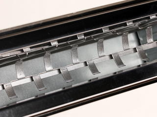 Тостер Ariete 111 LOOK & TOAST серебристый