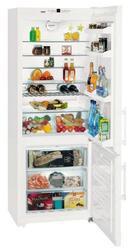 Холодильник с морозильником Liebherr CN 5113-21 001 белый